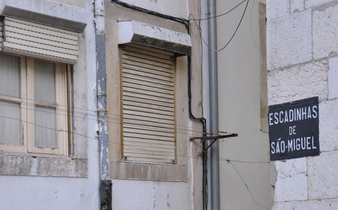 As escadinhas de São Miguel...